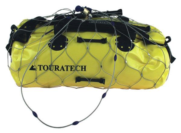 【TOURATECH】PacSafe 85 行李用鋼網 - 「Webike-摩托百貨」