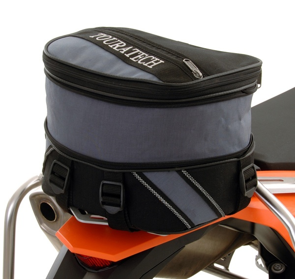【TOURATECH】TOURATECH製大行李架用後貨架包 - 「Webike-摩托百貨」
