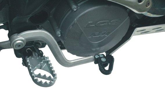 【TOURATECH】可折式煞車踏板 - 「Webike-摩托百貨」
