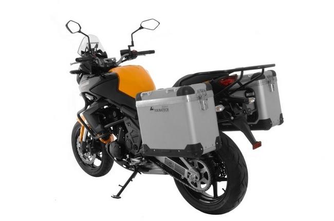 【TOURATECH】ZEGA-PRO「and-S」 鋁合金馬鞍箱Pannier System  - 「Webike-摩托百貨」