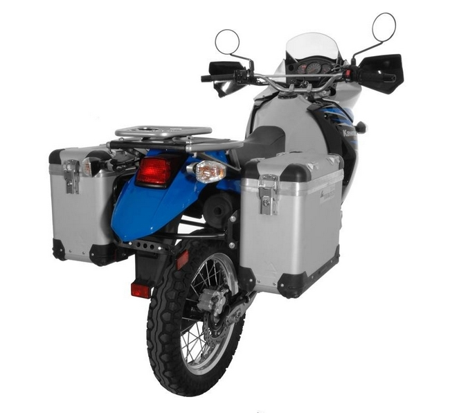 【TOURATECH】ZEGA-PRO「and-S」鋁合金馬鞍箱 Pannier System  - 「Webike-摩托百貨」
