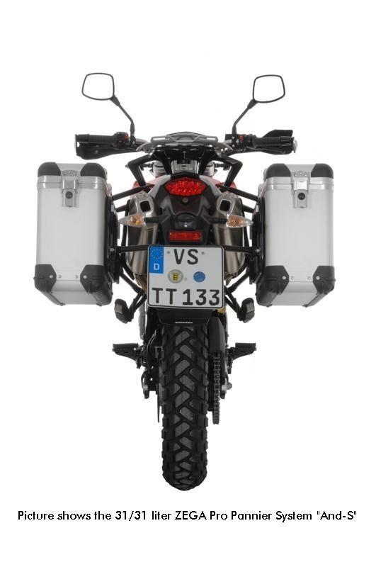 【TOURATECH】ZEGA-PRO Pannier System 馬鞍箱 - 「Webike-摩托百貨」