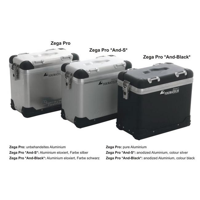 【TOURATECH】ZEGA-PRO鋁合金 馬鞍箱Pannier System - 「Webike-摩托百貨」