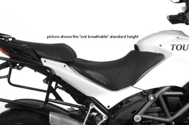 【TOURATECH】Comfort Driver 坐墊 Breath Thermo(標準型) - 「Webike-摩托百貨」