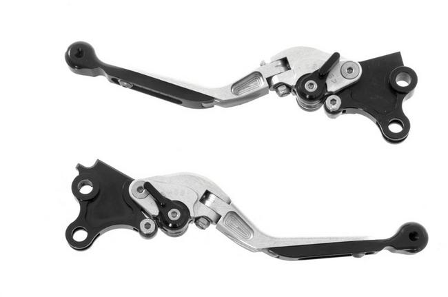 【TOURATECH】可折式 煞車拉桿和離合器拉桿 - 「Webike-摩托百貨」