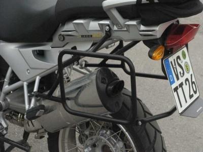 【TOURATECH】側行李箱支架 - 「Webike-摩托百貨」