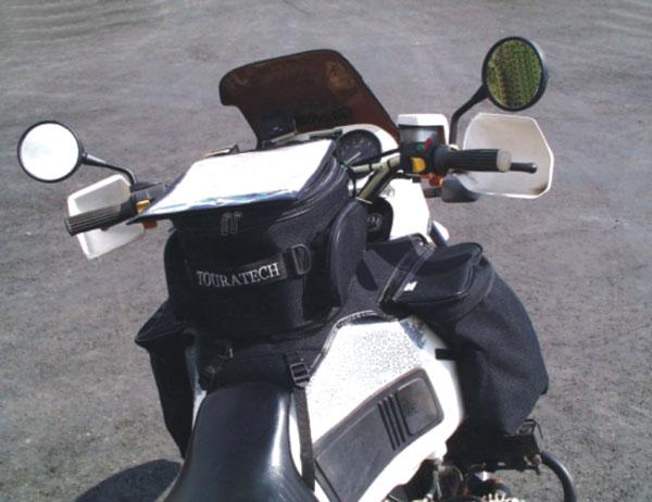 【TOURATECH】油箱包 VP45 - 「Webike-摩托百貨」