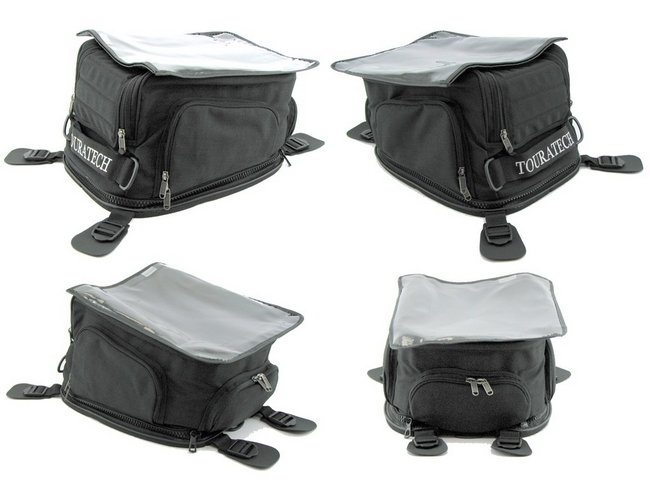 【TOURATECH】Photographer Tankbag (Camera) Large CORDURA 油箱相機包 - 「Webike-摩托百貨」