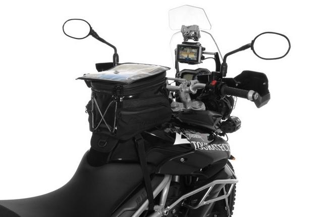 【TOURATECH】油箱包 Black Edition - 「Webike-摩托百貨」