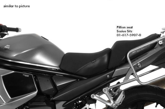 【TOURATECH】Comfort 坐墊(升高型) - 「Webike-摩托百貨」