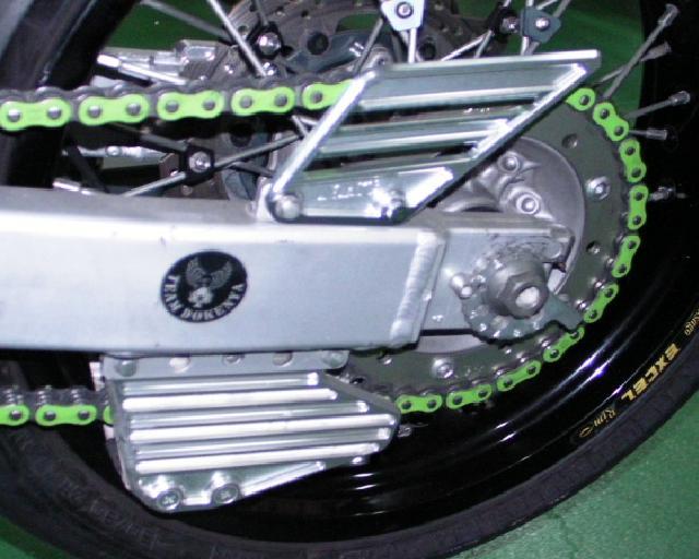 【NA Metal Craft】鍊條蓋 (上) - 「Webike-摩托百貨」