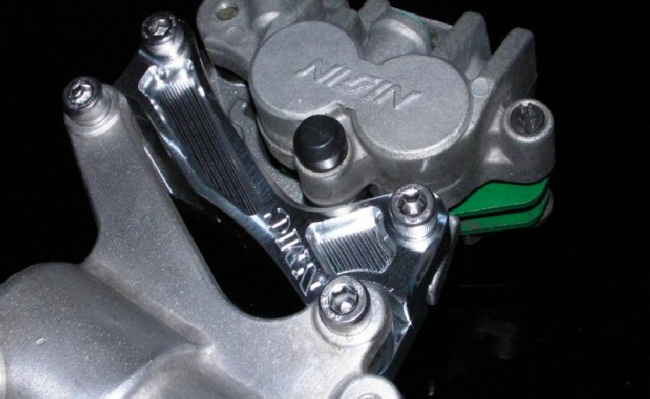 【NA Metal Craft】φ320 標準型煞車卡鉗座 - 「Webike-摩托百貨」