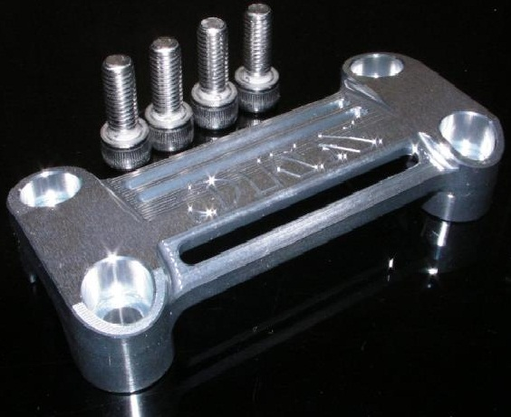【NA Metal Craft】3D把手蓋 - 「Webike-摩托百貨」