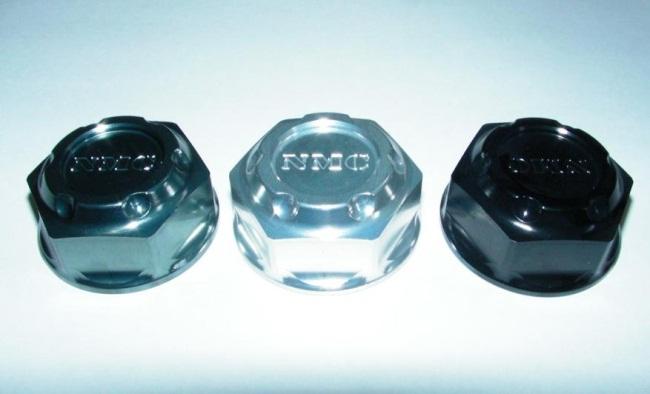 【NA Metal Craft】上三角台軸心螺帽 M22 - 「Webike-摩托百貨」