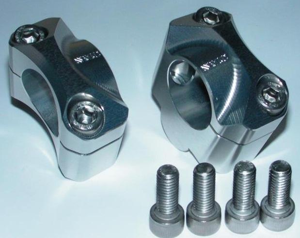 【NA Metal Craft】Φ28.6 Taper 把手固定座 錐型把手座組 - 「Webike-摩托百貨」