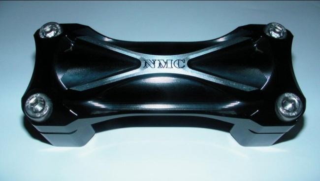 【NA Metal Craft】Φ28.6 Taper 把手固定座 立體造型 - 「Webike-摩托百貨」
