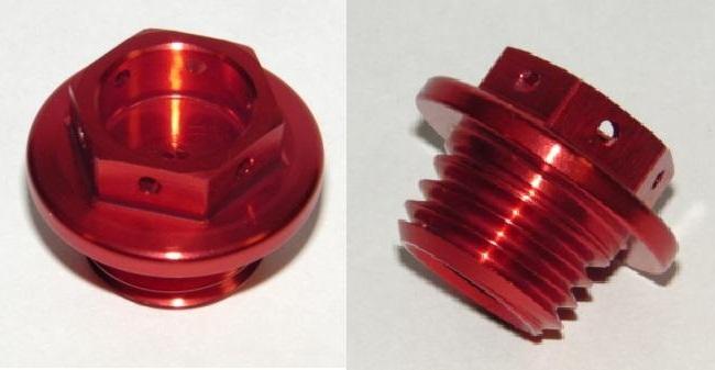 【NA Metal Craft】M20XP2.5 機油加注口蓋 - 「Webike-摩托百貨」