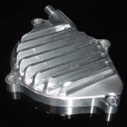 NA Metal Craft エヌエーメタルクラフト:ブリーザー付きカムカバー
