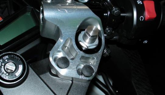 【NA Metal Craft】可調式前叉上蓋 - 「Webike-摩托百貨」