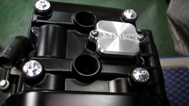 【NA Metal Craft】汽缸頭外蓋螺絲 - 「Webike-摩托百貨」