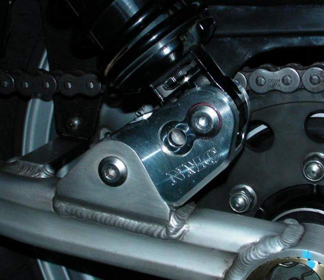 【NA Metal Craft】後懸吊降低連桿套件 - 「Webike-摩托百貨」