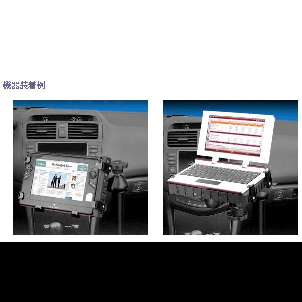 【RAM MOUNT】UMPC用固定座 RAM-234-6 - 「Webike-摩托百貨」