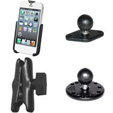 【RAM MOUNT】iPhone 5/螺絲組套 - 「Webike-摩托百貨」