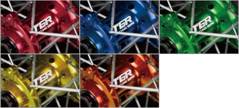 【TGR TECHNIX GEAR】TYPE-R SuperMotard用 輪框 - 「Webike-摩托百貨」