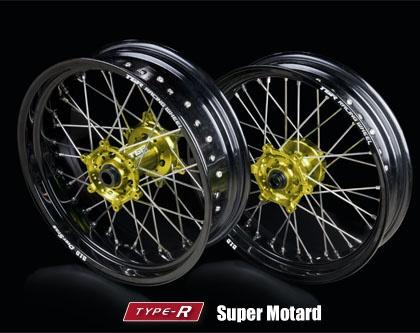【TGR TECHNIX GEAR】TYPE-R SuperMotard用 輪框 - 「Webike-摩托百貨」