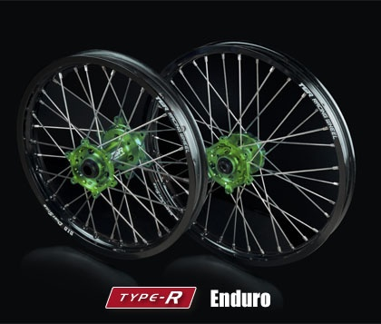 【TGR TECHNIX GEAR】TYPE-R Enduro用 輪框 - 「Webike-摩托百貨」