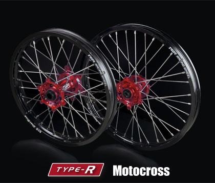 【TGR TECHNIX GEAR】TYPE-R Motocross用 輪框 - 「Webike-摩托百貨」