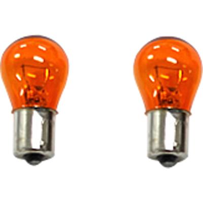 【KUSTOM1】12V23W燈泡 (橙黃色) S23 BA15S 2個一組 HARLEY-DAVIDSON - 「Webike-摩托百貨」