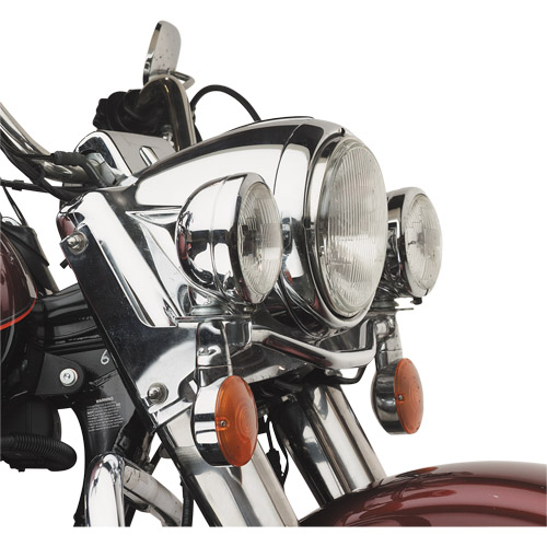 【KUSTOM1】投射燈外框 - 「Webike-摩托百貨」