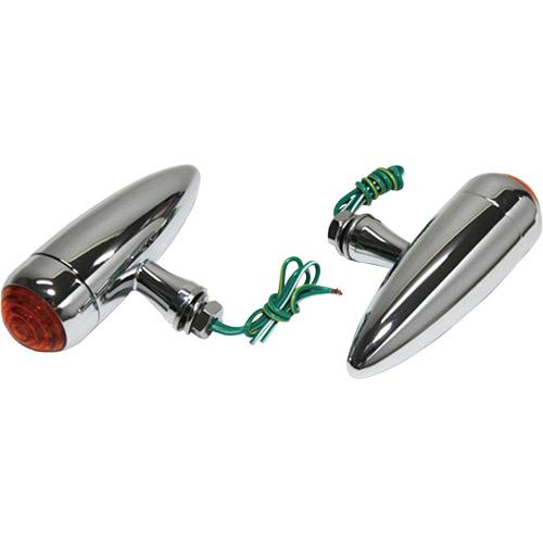 【KUSTOM1】Missile style LED 標誌燈 - 「Webike-摩托百貨」