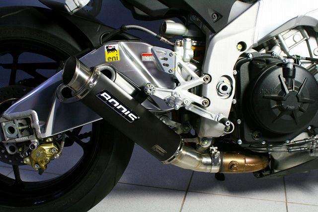 【BODIS】黑色不銹鋼排氣管尾段  (GP1) - 「Webike-摩托百貨」