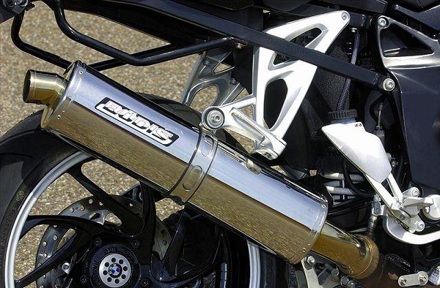 【BODIS】不銹鋼排氣管尾段 (Oval1MK) - 「Webike-摩托百貨」