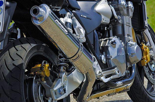 【BODIS】不銹鋼排氣管尾段 (Oval 1 WM) - 「Webike-摩托百貨」