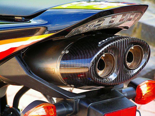 【BODIS】不銹鋼排氣管尾段 (Oval Q1) - 「Webike-摩托百貨」
