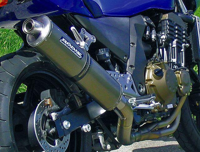 【BODIS】全鈦合金排氣管尾段 (Oval 1OK G) - 「Webike-摩托百貨」