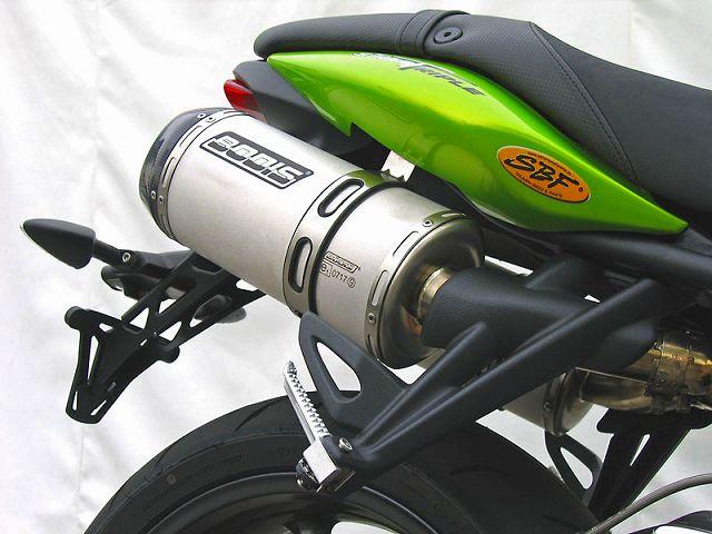 【BODIS】不銹鋼研磨排氣管尾段 (3-2 Oval-Tec) - 「Webike-摩托百貨」