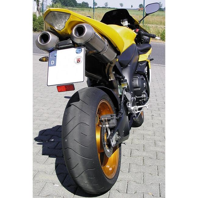 【BODIS】Oval Q2C 不銹鋼/全鈦合金 排氣管尾段組   - 「Webike-摩托百貨」