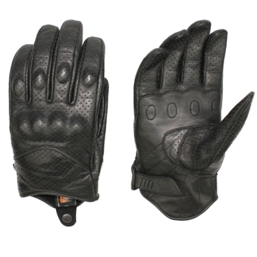【G-QUBIC】打孔短手套 - 「Webike-摩托百貨」