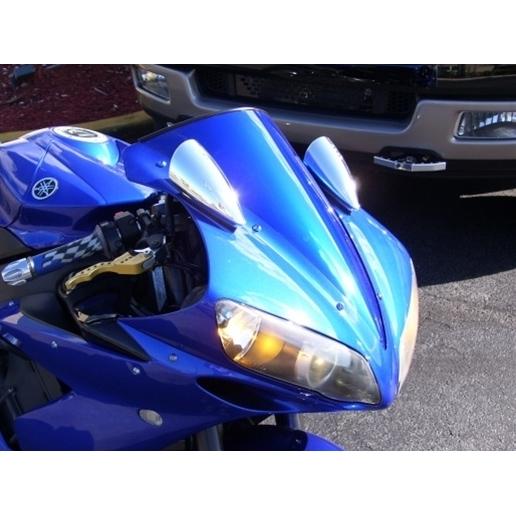 【ROARING TOYZ】Super bike 方向燈內藏式後視鏡 - 「Webike-摩托百貨」