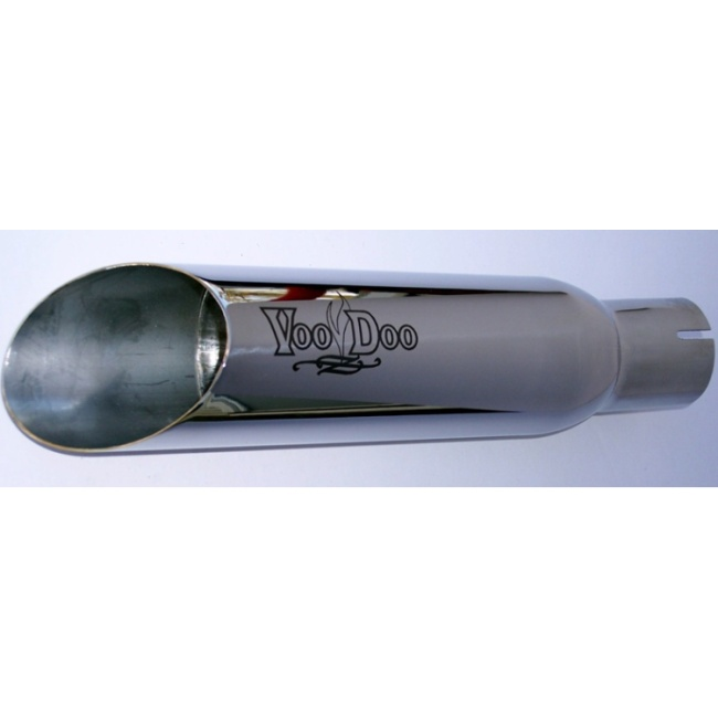 【VooDoo】VooDoo Slip-on 排氣管尾段 - 「Webike-摩托百貨」