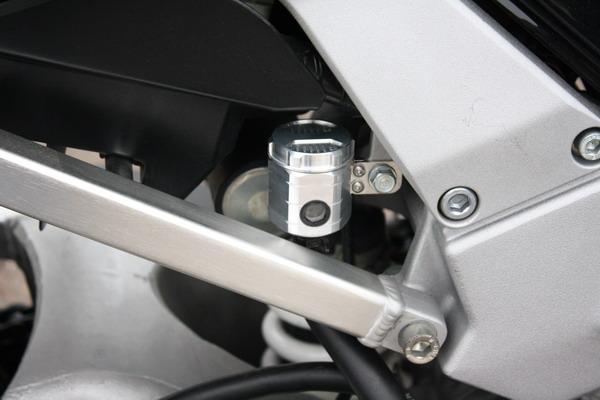 【GSG MOTOTECHNIK】後主缸用油壺 (分離式) - 「Webike-摩托百貨」