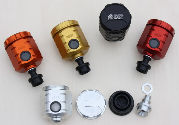 【GSG MOTOTECHNIK】前標準型主缸用油壺 - 「Webike-摩托百貨」
