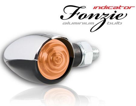 【BARRACUDA】FONZIE e-marked 方向燈 - 「Webike-摩托百貨」