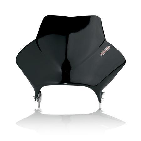 【BARRACUDA】AEROSPORT 通用型頭燈整流罩 附固定支架 - 「Webike-摩托百貨」