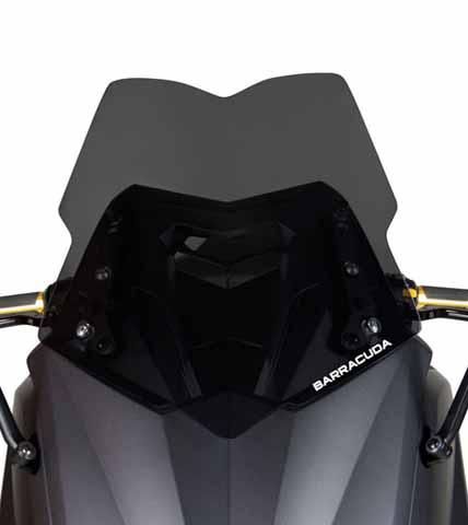 【BARRACUDA】AEROSPORT 頭燈整流罩  - 「Webike-摩托百貨」
