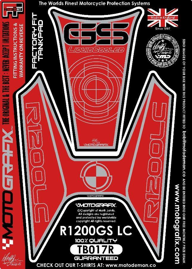 【MOTOGRAFIX】油箱保護貼 - 「Webike-摩托百貨」